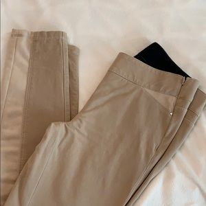 White Hoise Black Market pants